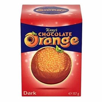 Terry's Dark Chocolate Orange 5.53 oz 2 pack