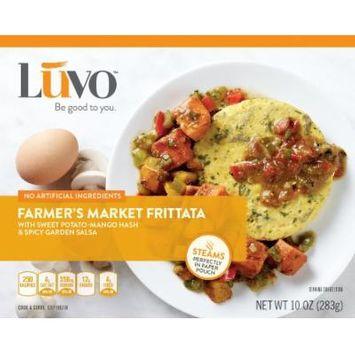 Luvo Farmer's Market Frittata with Sweet Potato-Mango Hash and Spicy Garden Salsa, 10 oz (frozen)