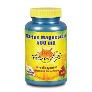 Nature's Life Marine Magnesium