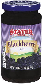 stater bros® blackberry jam