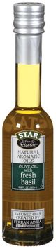star® olive oil with fresh basil