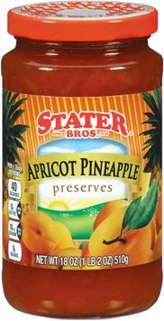 stater bros® apricot pineapple preserves