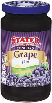 stater bros® concord grape jam