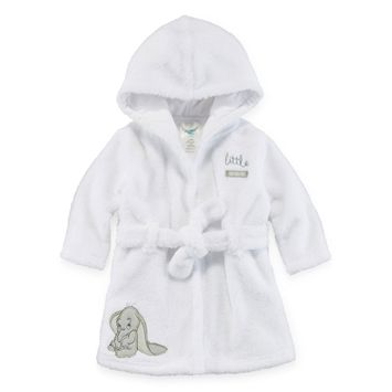 Disney Baby Collection Dumbo French Terry Robe - Neutral newborn-9m
