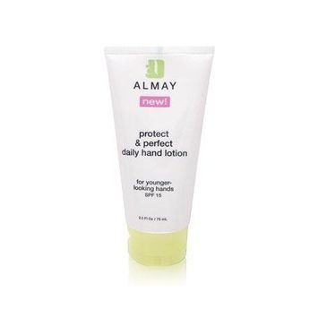 Almay Protect & Perfect Daily Hand Lotion SPF 15