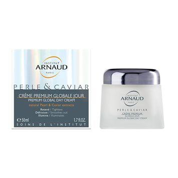 Institut Arnaud Paris Perle & Caviar - Pearl & Caviar Premium Global Day Cream - 1.7 oz.