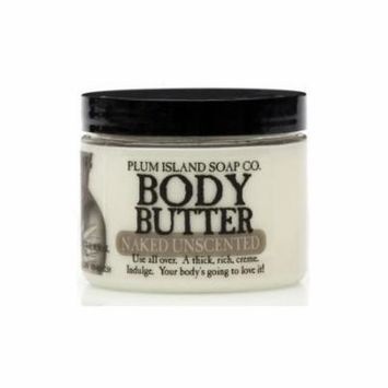 Plum Island Soap Naked Body Butter