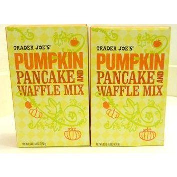 Trader Joe's Pumpkin Pancake and Waffle Mix - 2 Pack