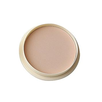 Natural Color Pressed Smooth Dry Concealer Oil Control Loose Face Powder Beauty Makeup Face Care