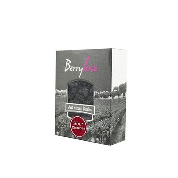 Berry Love Dried Sour Cherries, Tart Cherries, Pitted, Unsweetened, 6.51 oz.