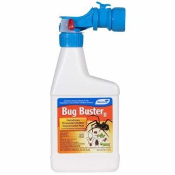 Monterey Lawn and Garden LG6386 1 Pint RTS Bug Blaster II, Quick knockdown By Monteray