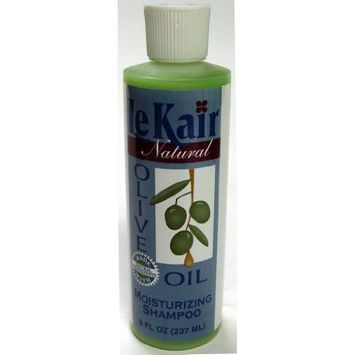 Lekair Natural Oilve Oil Moisturizing Shampoo 8 oz.