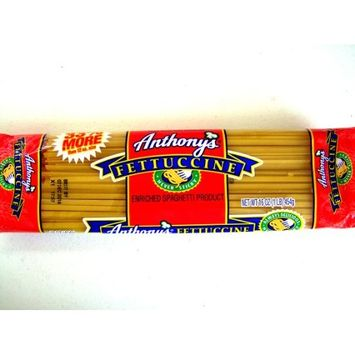 Anthony's Fettuccine, 16 Ounce