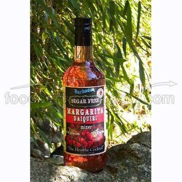 Barbada's Mixers Sugar Free Strawberry Margarita & Daquiri Mixer