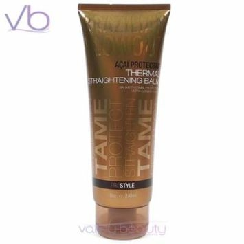 Brazilian Blowout Acai Straightening Balm 8oz