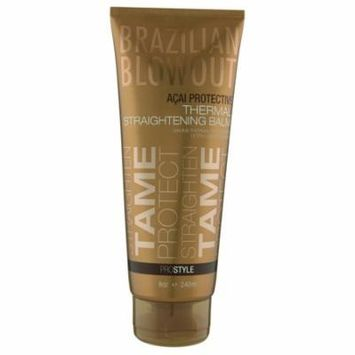 Brazilian Blowout Acai Thermal Straightening Balm 8 oz