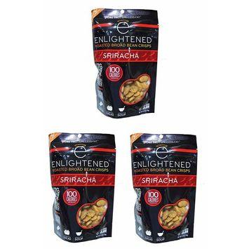 LARGER BAG! Enlightened Roasted Fava Broad Beans