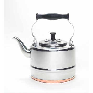 Bonjour BonJour Tea 2 Qt. Stainless Steel Teakettle