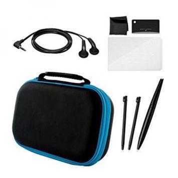 Icon i-CON Starter Kit for Nintendo Wii U - Black/Blue