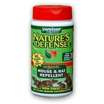 Bird-X Nature's Defense Organic Mouse & Rat Repellent