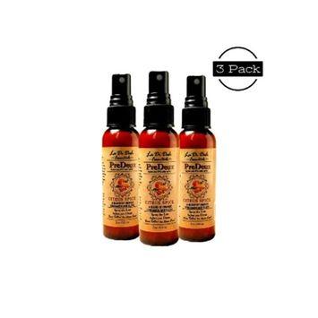 LaDiDah Essentials CS3pack-01 PreDeux Citrus Spice 2 oz - Pack of 3