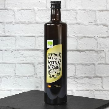 David's Organic Extra Virgin Olive Oil - 25.3 fl oz (750 ml)