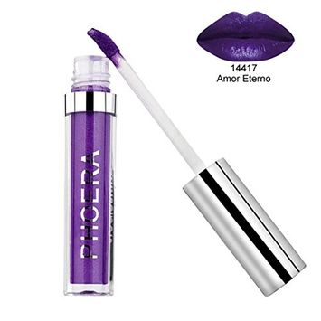 Lipstick, Hatop 12 Colors Shades Matte Liquid Lipstick Waterproof Lip Gloss Makeup