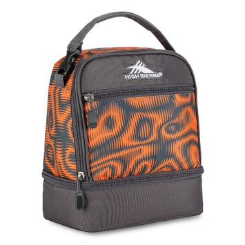 High Sierra Stacked Compartment Lunch Bag Faze/Mercury - High Sierra Travel Coolers