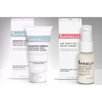 Barielle 2-Piece Brightening and Puffiness Skin Care Set