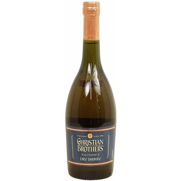 Christian Brothers Dry Sherry, 750 ml