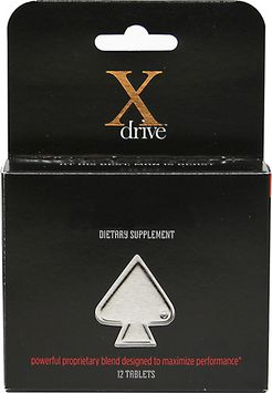 DreamBrands X Drive Timely Enhancement Capsules-12-Tablets