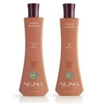 Neuma Volume Shampoo and Conditioner, Sulfate Free, 10.1 oz.
