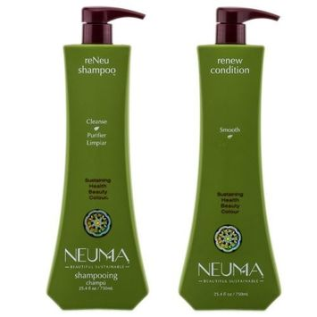 Neuma Renew Shampoo and Conditioner, 25.4