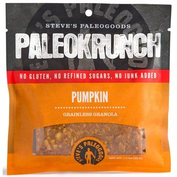Steve's PaleoGoods, PaleoKrunch Bar Pumpkin, 1.5 oz