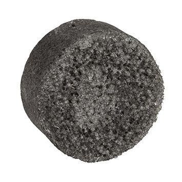 Spongeables Charcoal Facial Cleanser in a Sponge, Sea Salt Eucalyptus, Shea Butter Moisturizer, Dual-Texture Aromatherapy Exfoliating Sponge, 20+ Washes, Pack of 3 [Charcoal Sea Salt Eucalyptus]