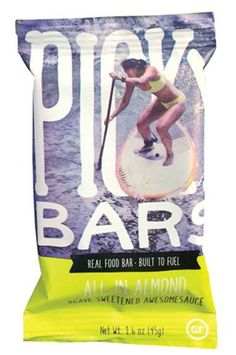 Picky Bars Real Food Energy Bar (All In Almond)