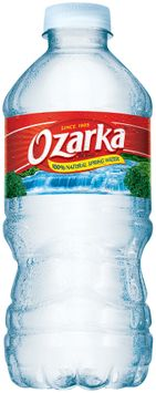 Ozarka® 100% Natural Spring Water