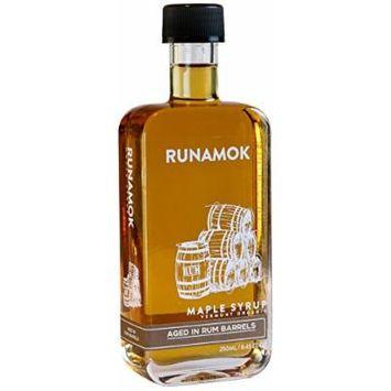 Runamok Maple Syrup - Aged In Rum Barrels - 250mL