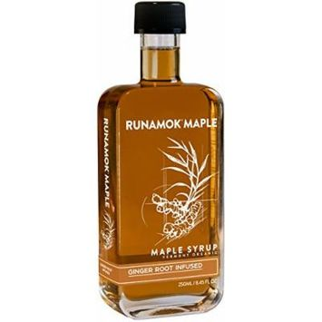 Runamok Maple Syrup - Ginger Root Infused - 250mL