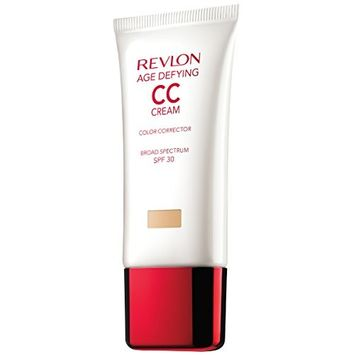 Revlon Age Defying Skin Perfector Cream CC Color 030 Medium