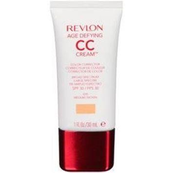 Revlon Age Defying CC Cream - Medium 030 (Pack of 2)