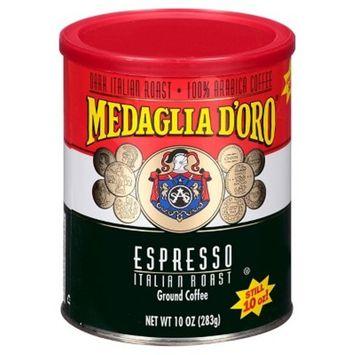 Medaglia D'Oro® Espresso Dark Italian Roast Ground Coffee - 10oz