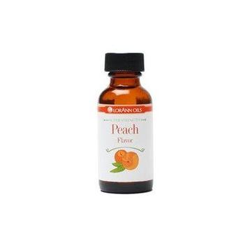 PEACH LorAnn Hard Candy Flavoring Oil 1 oz.
