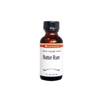Butter Rum Flavor LorAnn Hard Candy Flavoring Oil 1 oz