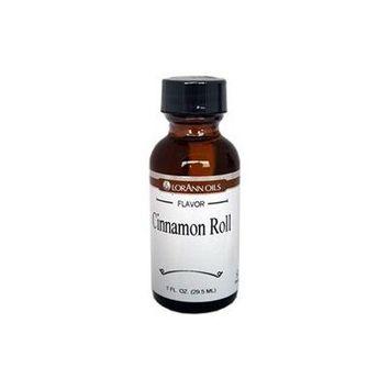 Cinnamon Roll Flavor LorAnn Hard Candy Flavoring Oil 1 oz