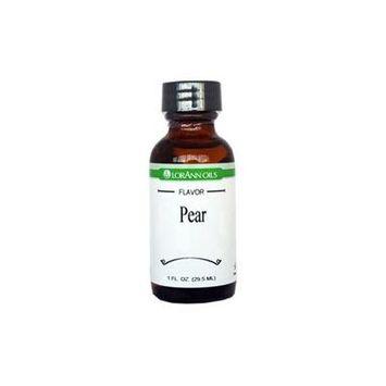 PEAR LorAnn Hard Candy Flavoring Oil 1 oz
