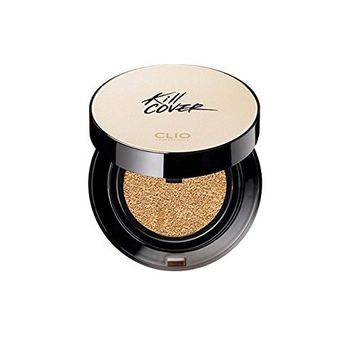 [CLIO] Kill Cover Liquid Founwear Ampoule Cushion 15g #02-BP Lingerie: Beauty