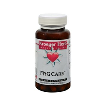 Kroeger Herb FNG Care Capsules, 100CT