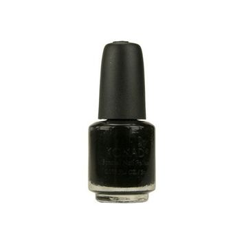 Konad Nail Art Stamping Polish Small - Black (5ml)