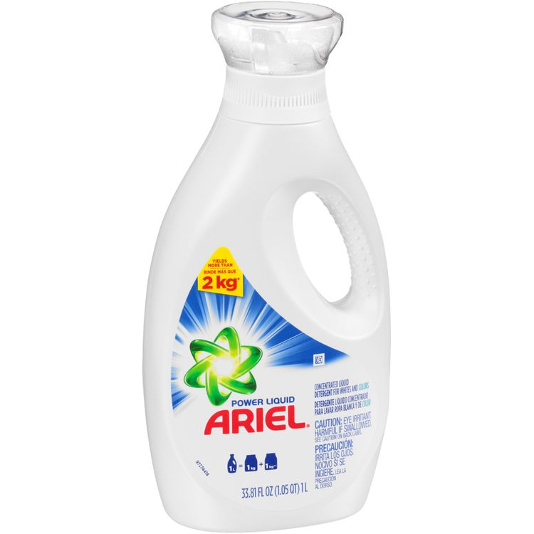 Ariel® Power Liquid Detergent
